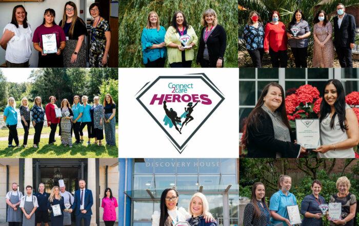 C2C Heroes Collage